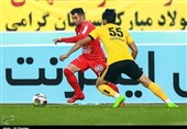 IPL: Tractor Sazi Earns Late Draw against Sepahan