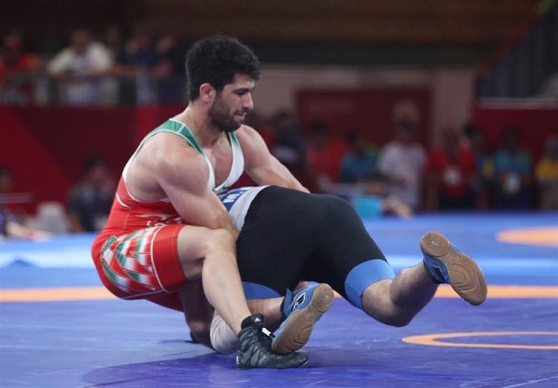 کشتی گزینشی المپیک| حسین نوری سهمیه المپیک را از دست داد