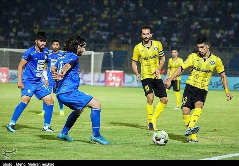 بوشهر| پارس جنوبی جم از بسیاری تیمهای لیگ برتری یک سروگردن بالاتر است