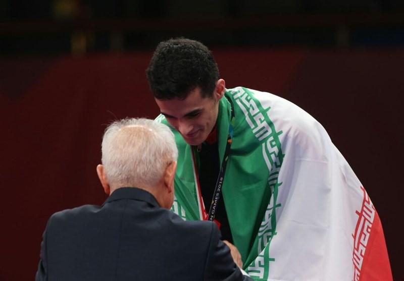 World Taekwondo Grand Prix: Iran's Hosseini Wins Silver