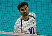 Iran's Amir Ghafour Joins Italian Volleyball Club Monza