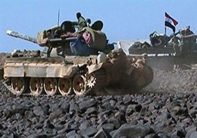 Army Repels Militant Attack in Western Syria