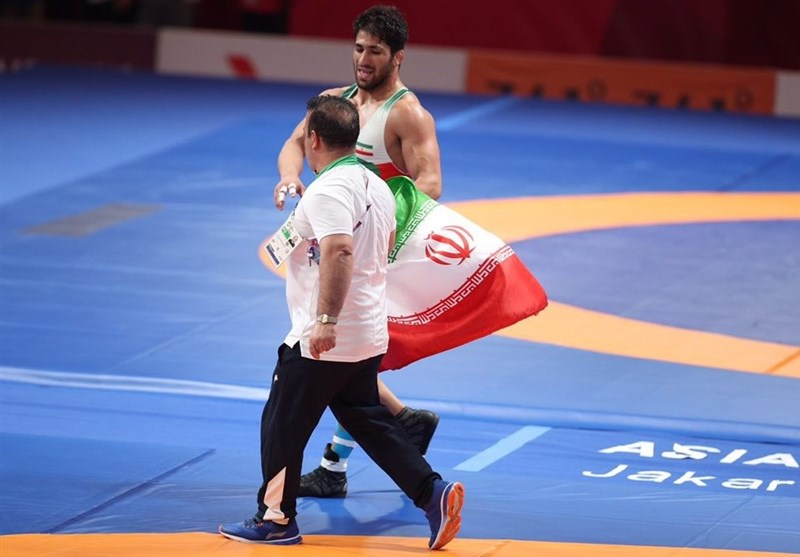 گزارش خبرنگار اعزامی تسنیم از اندونزی| روز طلایی کاروان ایران در چهارمین روز بازیهای آسیایی 2018 + نتایج کامل