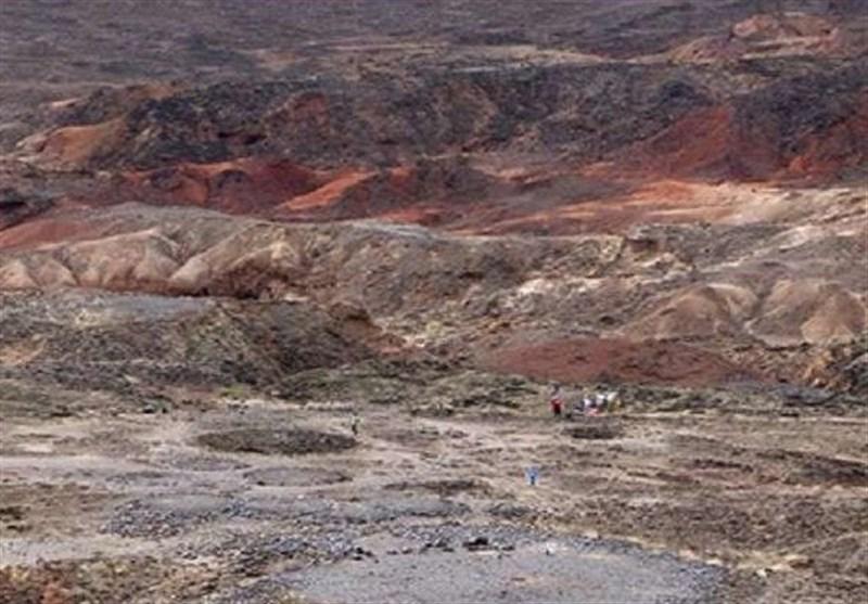 العثور على نصب حجری یعود لآلاف السنین فی أفریقیا