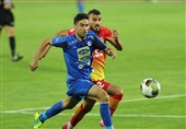 IPL: Esteghlal Held by Foolad at Azadi