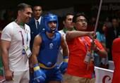 گزارش خبرنگار اعزامی تسنیم از اندونزی| آهنگریان: مدال طلای بازیهای آسیایی تازه آغاز کار من است/ برای این مدال زحمت زیادی کشیده بودم