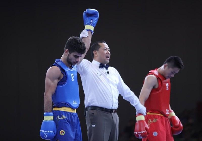 ووشو قهرمانی جهان|کسب سه مدال طلا در ساندای مردان/ هانیه رجبی نقرهای شد