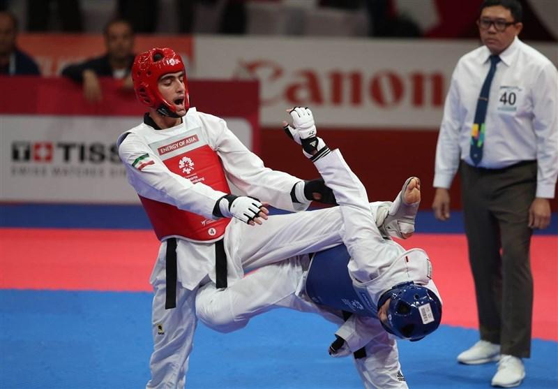 تکواندو قهرمانی جهان| بخشی و جوادی در یک قدمی سکو از دور رقابتها کنار رفتند
