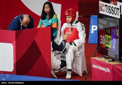 مسابقات تکواندو - بازیهای آسیایی 2018