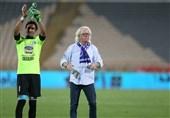 مهدی رحمتی: به فوتبال ایران به خاطر جو ورزشگاه وطنی تبریک میگویم