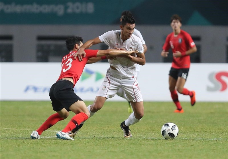 Iran Olympic Football Team to Play Oman