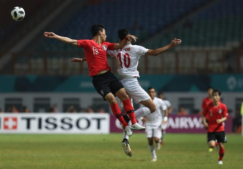 Iran Football Out of Asian Games