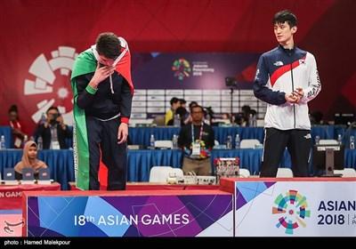فینال و نیمهنهایی مسابقات تکواندو - بازیهای آسیایی 2018