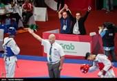 زنجان| اعلام نتایج بیست و نهمین دوره قهرمانی کشور تکواندوی پسران