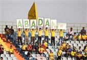 حاشیه دیدار صنعت نفت - پرسپولیس| تشویق نصفهونیمه برانکو در ورزشگاهی خالی از تماشاگران پرسپولیس + تصاویر
