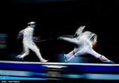 شمشیربازی قهرمانی آسیا| تیم اپه مردان سیزدهم و تیم فلوره بانوان یازدهم شد