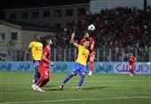 لیگ برتر فوتبال| ثبت اولین پیروزی نساجی در تاریخ لیگ برتر