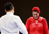 Elaheh Mansouriyan Wins Iran's Fourth Gold at World Wushu C'ships