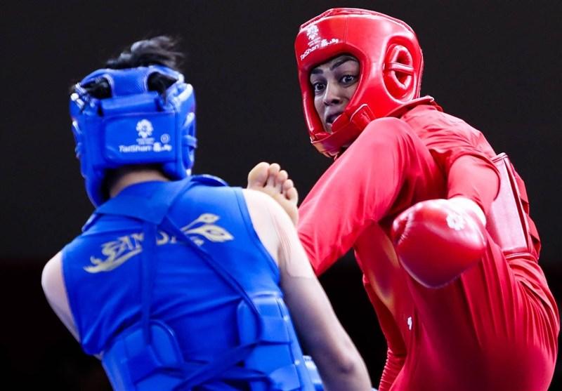 Iranian Women Win Two Golds at World Wushu Championships