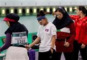 مسابقات جهانی تیراندازی|سبقتالهی در تپانچه 25 متر فینالیست شد