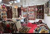 بازارچه عیدانه خوداشتغالی تولیدات بانوان استان بوشهر راهاندازی شد