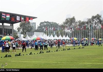 مسابقات تیراندازی با کمان - بازیهای آسیایی 2018