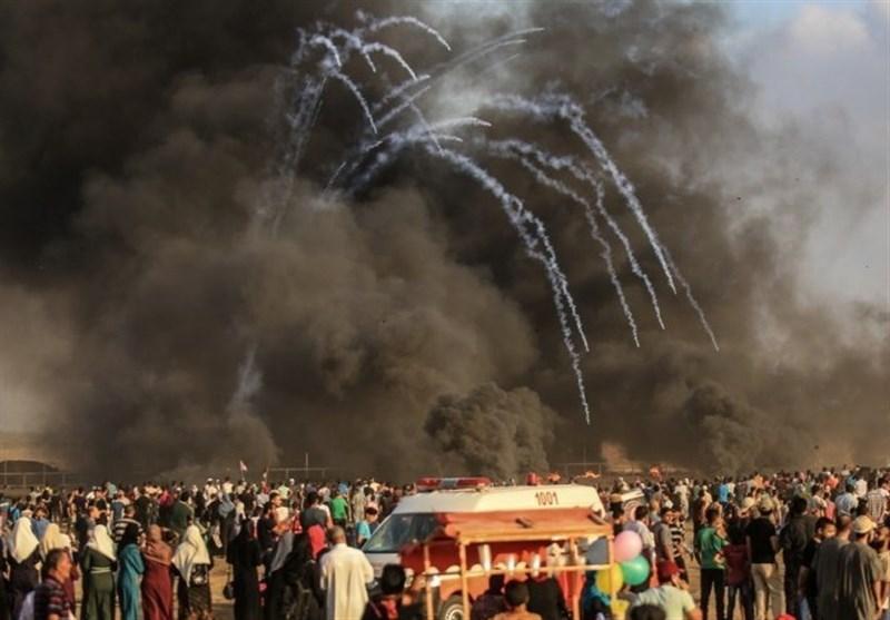 Gazze'de 22. Büyük Dönüş Yürüyüşü Gerçekleşti