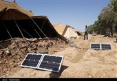 تمام عشایر خراسان شمالی تا سال 1400 به پنلهای خورشیدی مجهز میشوند