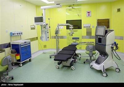 افتتاح بیمارستان چشم پزشکی با حضور وزیر بهداشت - مشهد