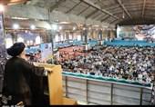 برگزاری نماز جمعه اهواز به روایت تصویر