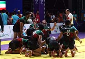 Men's Kabaddi Team Claims 12th Gold for Iran in Asian Games