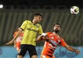 لیگ برتر فوتبال|تساوی یک نیمهای سایپا مقابل پارس و استقلال خوزستان برابر سپیدرود