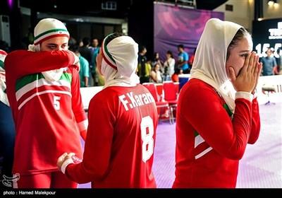 قهرمانی تیم ملی کبدی زنان ایران در بازیهای آسیایی 2018