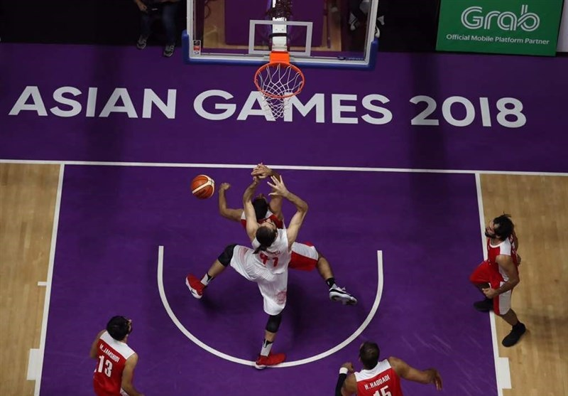 Asian Games: Iran Basketball Starts with Win