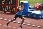 خدیور: میتوانم سهمیه المپیک 2020 را کسب کنم/ مسابقات تهران محک خوبی بود