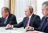تاکید پوتین بر نقش روسیه، ترکیه و ایران در حل بحران در سوریه
