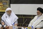 دیدار وزیر خارجه عراق با سرپرست حجاج ایرانی
