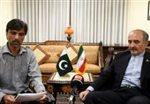 گفتگوی تسنیم با سفیر ایران در پاکستان-3  سفرقریب الوقوع مسئولین پاکستانی به ایران/خبرگزاری تسنیم نقش مثبتی در تقویت همکاریهای تهران-اسلامآباد داشته است +فیلم