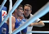 اکبر احدی: شاکله تیم ملی بوکس در مسابقات قهرمانی کشور مشخص میشود/ مظاهری اختیار جدایی ندارد