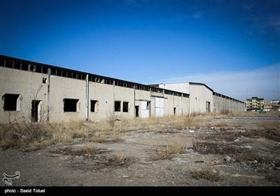 کارخانه تولید الیاف و اسفنج شیروان