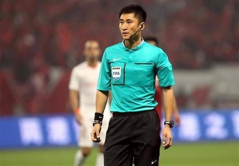Image result for ma ning china referee