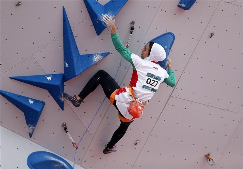 رکابی: امیدوارم فینالیست بازیهای جهانی ساحلی شوم/ برای کسب سهمیه المپیک تلاش میکنم