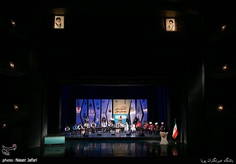 برگزیدگان جشنواره موسیقی جوان در بخش دستگاهی معرفی شدند