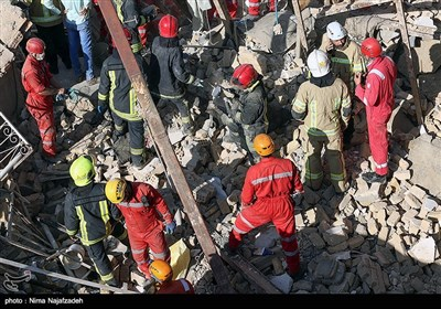 انفجار منزل مسکونی در مشهد