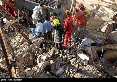 انفجار منزل مسکونی در مشهدانفجار منزل مسکونی در مشهد