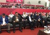 وزنهبرداری قهرمانی جهان  حضور رئیس فدراسیون وزنهبرداری ایران در هیئت ژوری