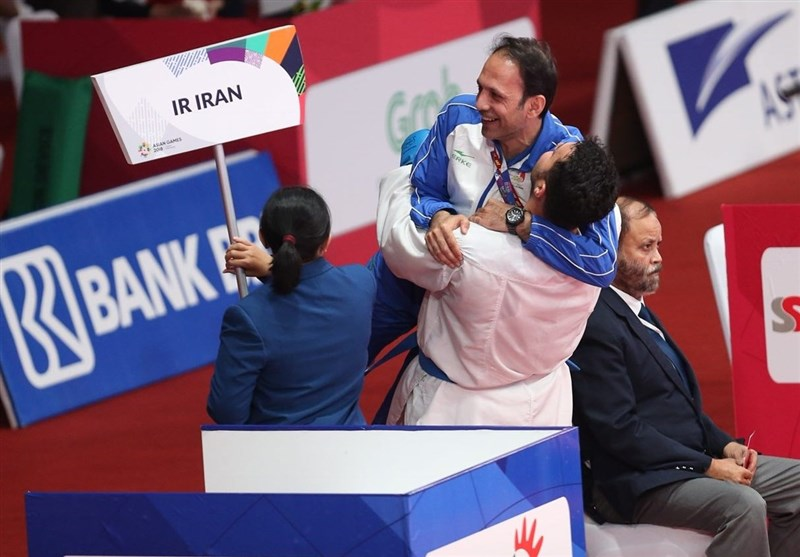گزارش خبرنگار اعزامی تسنیم از اندونزی| هروی: گنجزاده حق خود را از بازیهای آسیایی گرفت/ روی کاغذ تیم ملی کاراته 4 مدال طلا میگیرد