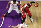لیگ بسکتبال چین|یاران حدادی پیروز شدند