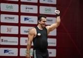 وزنهبرداری قهرمانی جهان| سهراب مرادی رکورد یکضرب را شکست و طلایی شد