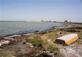 مرگ تنها خلیج ایرانی خزر به روایت تصویر